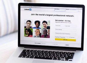 Posicionar perfil de LinkedIn